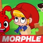 Morphle Jigsaw Puzzle