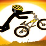 Stickman Bike
